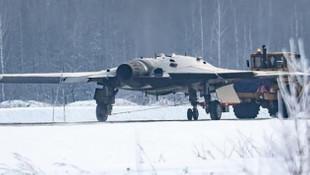 Rusya'nın insansız savaş uçağı Okhotnik-B ilk kez ortaya çıktı