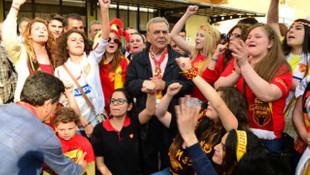İzmir Büyükşehir Belediyesi'nden Göztepe'ye dev destek