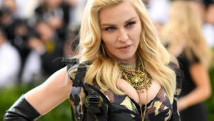 Madonna imaj değiştirdi