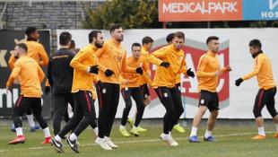 Galatasaray'ın Göztepe maçı kamp kadrosu belli oldu