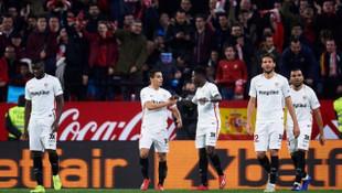 Sevilla 5 - 0 Levante