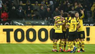 Borussia Dortmund 5 - 1 Hannover 96