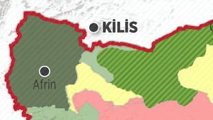 Afrin'de mayın patladı