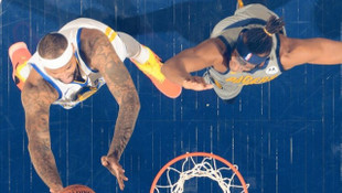 Indiana Pacers 100 - 132 Golden State Warriors