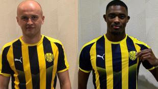 Ankaragücü Michal Pazdan ve Hadi Sacko'yu kadrosuna kattı