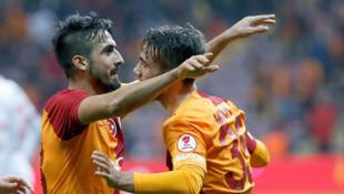 MAÇ ÖZETİ   Galatasaray 4 - 1 Boluspor (Ziraat Türkiye Kupası)