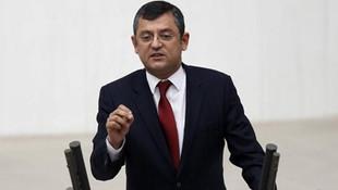 CHP'li Özgür Özel'den Yıldırım'ın istifasına ilk yorum
