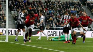 Manchester United'ın yükselişi devam ediyor