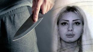 Vahşi cinayet ! Azeri sevgiliye 55 bıçak darbesi