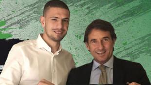 Serie A ekiplerinden Sassuolo Merih Demiral'ı kiraladı