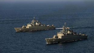İran Atlas Okyanusu'na savaş gemisi gönderiyor