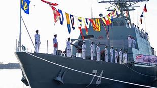 İran savaş gemisi gönderiyor
