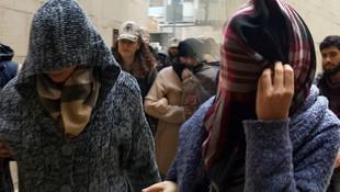 Interpol'ün Türkiye'de yakaladığı kadınlardan şok ifade