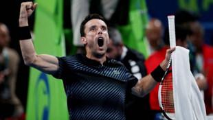 Katar Açık'ta şampiyon Roberto Bautista Agut
