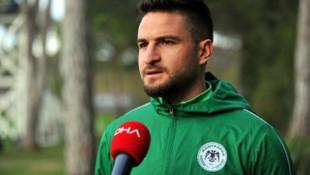 Ömer Ali Şahiner: İnşallah bir gün milli takım formasını giyerim