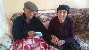 70 yıllık evli çift 8 saat arayla vefat etti