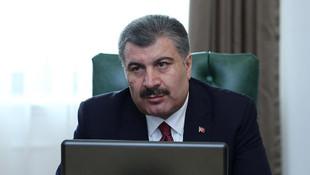 Sağlık Bakanı'ndan çok önemli ''rapor'' açıklaması