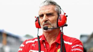 Ferrari, takım direktörü Maurizio Arrivabene ile yollarını ayırdı