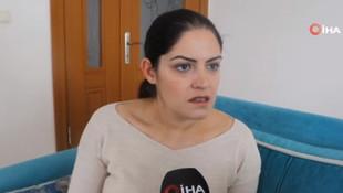 Boşanmak isteyen eşinin evine ses bombası attı