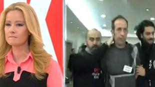 Tuncer Ustael canlı yayında gözaltına alındı