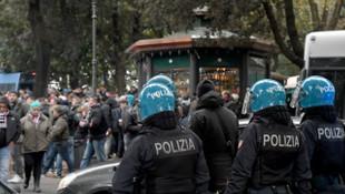 Lazio'nun 119. yıl dönümündeki kutlamalarda olaylar çıktı