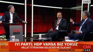 Ahmet Hakan CHP'li vekile patladı: Bana ne sizin ittifakınızdan