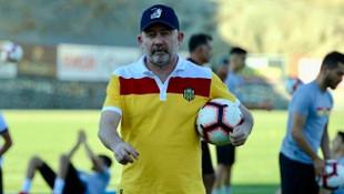 BtcTurk Yeni Malatyaspor'da Sergen Yalçın'dan toplantı kararı