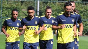 Fenerbahçe'de Hasan Ali Kaldırım New York'a gitti