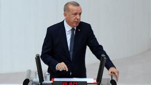Erdoğan'dan yüzde 50+1 kuralında değişiklik açıklaması