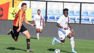 Galatasaray U19 1 - 5 PSG U19 (UEFA Gençlik Ligi)