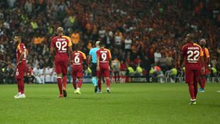 Galatasaray, PSG'ye mağlup oldu