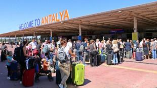 Yolcu sayısını en çok artıran havalimanı Antalya oldu