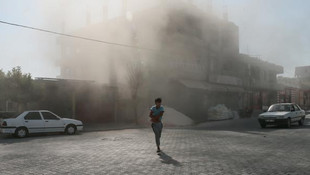 Sınır ilçelerine havanlı ve roketli saldırı: Yaralılar var