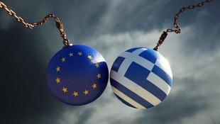 AB'den Yunanistan'ın sorunlu kredi azaltma planına onay