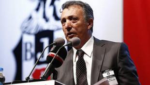 Ahmet Nur Çebi de Beşiktaş başkanlığına aday oldu