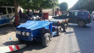 Polisleri şaşırtan araç hakkında flaş karar