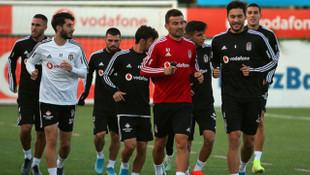 Beşiktaş'ta Ankaragücü mesaisi