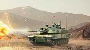 Altay tankı sahaya iniyor ! Tarih verildi