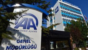 Anadolu Ajansı'ndan skandal haber !