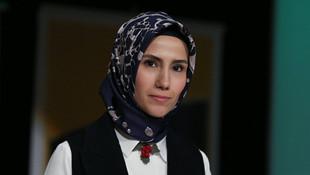 Akit'in hedefindeki Sümeyye Erdoğan'dan yanıt