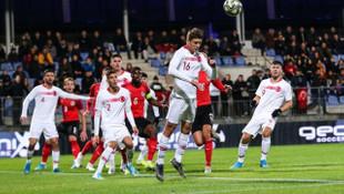 Avusturya 3 - 0 Türkiye (21 Yaş Altı Avrupa Şampiyonası Elemeleri)