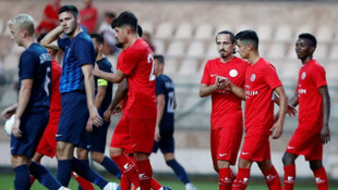 Antalyaspor 2 - 1 Desna Chernihiv