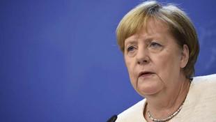 Merkel'den Türkiye'ye çağrı: Derhal son verin