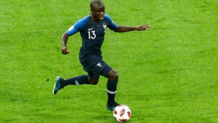 N'Golo Kante, Türkiye maçında oynayacak mı?