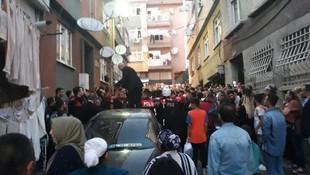 Fatih'te iğrenç iddia ! Mahalleli sokağa döküldü