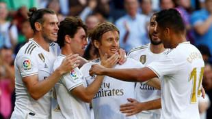 G.Saray'a Real Madrid öncesi çifte müjde!