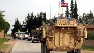 ABD ile YPG/PKK karşı karşıya geldi