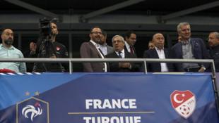 Mehmet Muharrem Kasapoğlu ve Nihat Özdemir'den Fransa maçı açıklaması