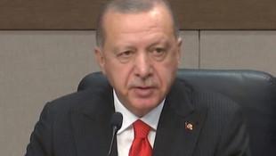 Erdoğan'dan Münbiç ve Kobani açıklaması