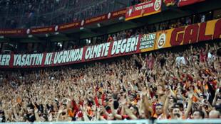 Galatasaray, Passolig sayısında 1 milyon barajını aştı